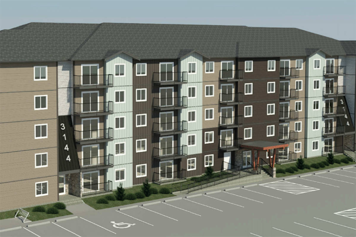 New Apartment Buildings Move Forward In Langford Goldstream News