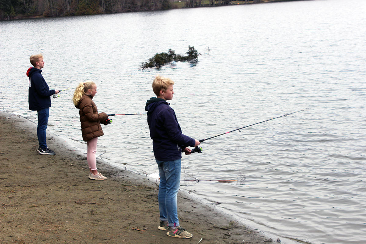 Victoria named Canada's top family friendly fishing town