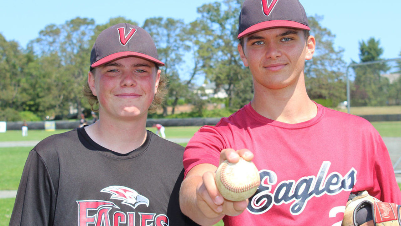 WATCH: Three high school baseball players from Saanich invited to