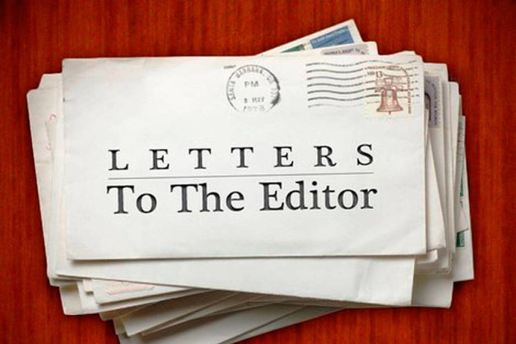LETTERS: People must learn to give and take from Earth - Goldstream News Gazette