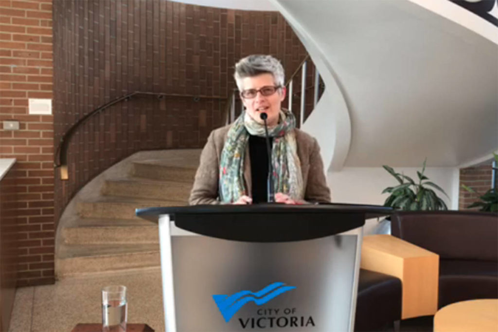 Victoria to plant up to 75,000 food seedlings; staff explore measures to help construction projects - Goldstream News Gazette